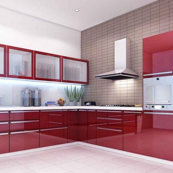 L Shaped Modular Kitchen Designs Catalogue: Portfolio